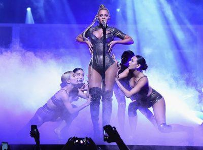 Beyoncé TIDAL X Performance