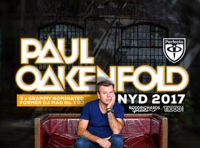 Paul Oakenfold graces Sydney Australia