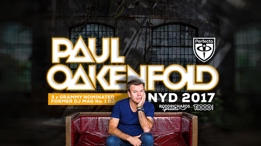 Paul Oakenfold graces Sydney Australia