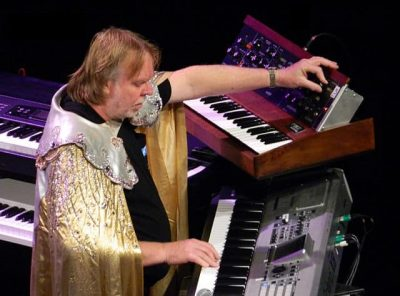 Rick Wakeman - Top of the Pops -Tune in