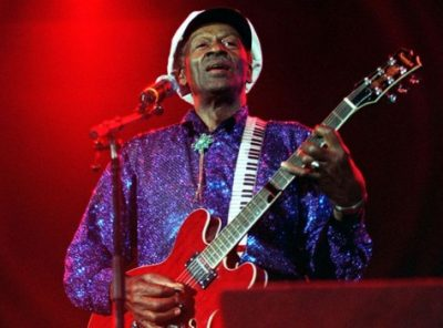 Chuck Berry RIP our friend