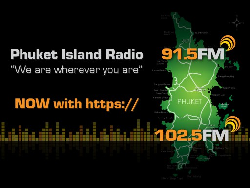 Phuket FM Radio Website Goes HTTPS
