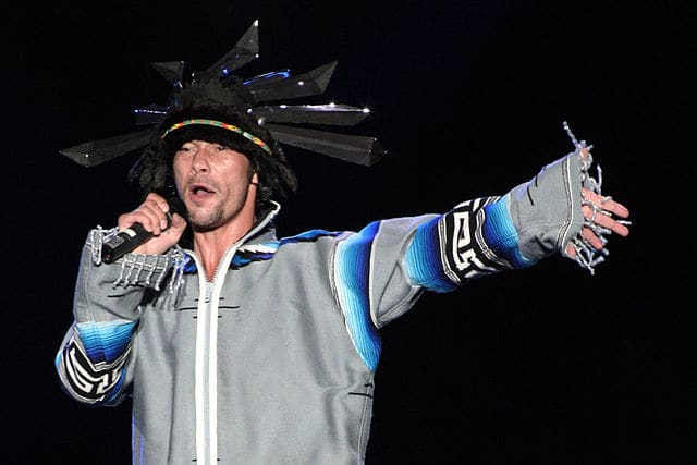 Jamiroquai on Top of the Pops