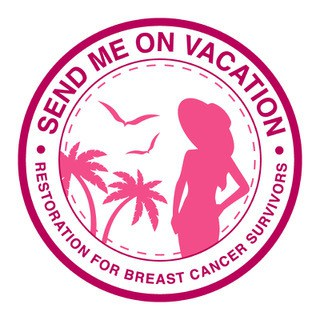 Send Me On Vacation logo