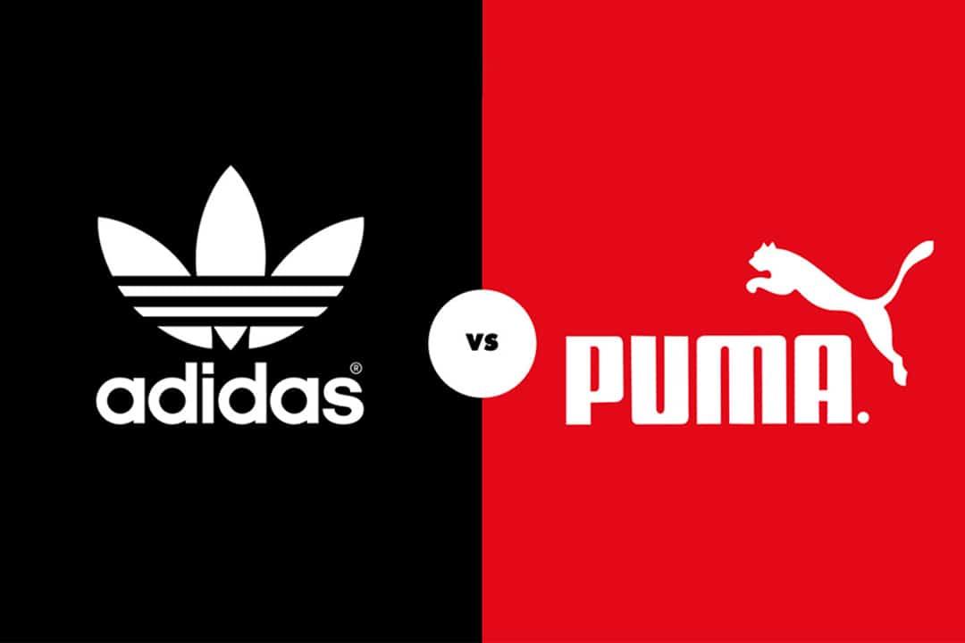 Adidas Puma rivaly