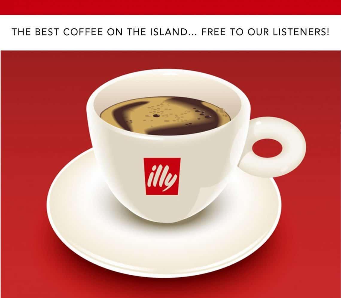 Italasia free coffee logo