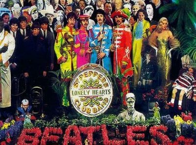 Beatles classic album 50 years old.