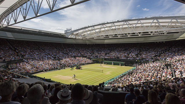 The 2017 Wimbledon Championships