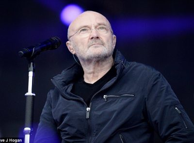 Phil Collins 'missing' fans too much