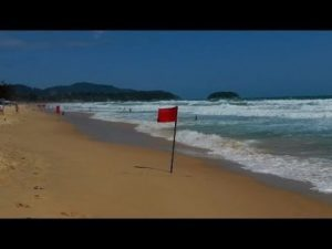 Phuket Weather Forecast Beach flag