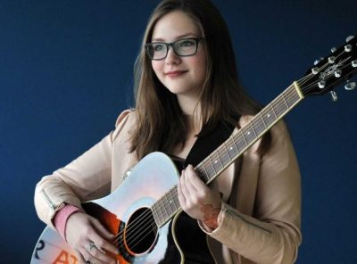 Madison Mueller with Allen Bell on New Music