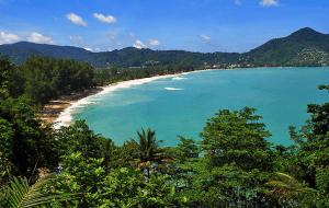 Kamala Beach Phuket, Thailand