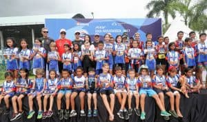 All the winners from Ironkids Thailand 2017