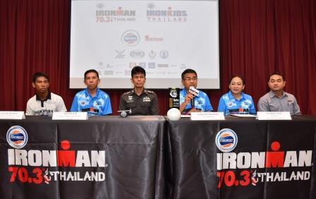 Phuket Ironman 2017 - a 70.3 event