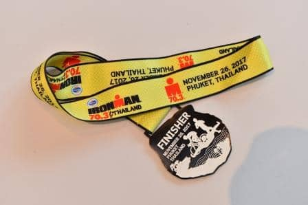 Phuket Ironman 2017