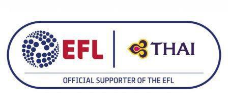 Thai Airways and EFL logo
