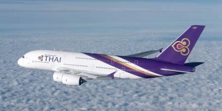 Thai Airways and EFL sign new deal