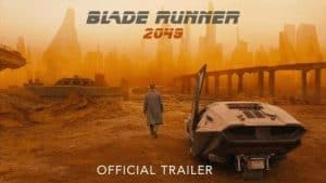Baftas nominee Blade Runner 2049