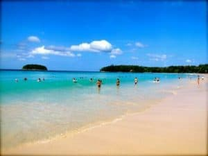 Phuket Weather forecast 30 days Kata beach