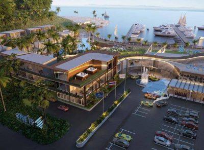 Phuket Marina Development for Cape Panwa.