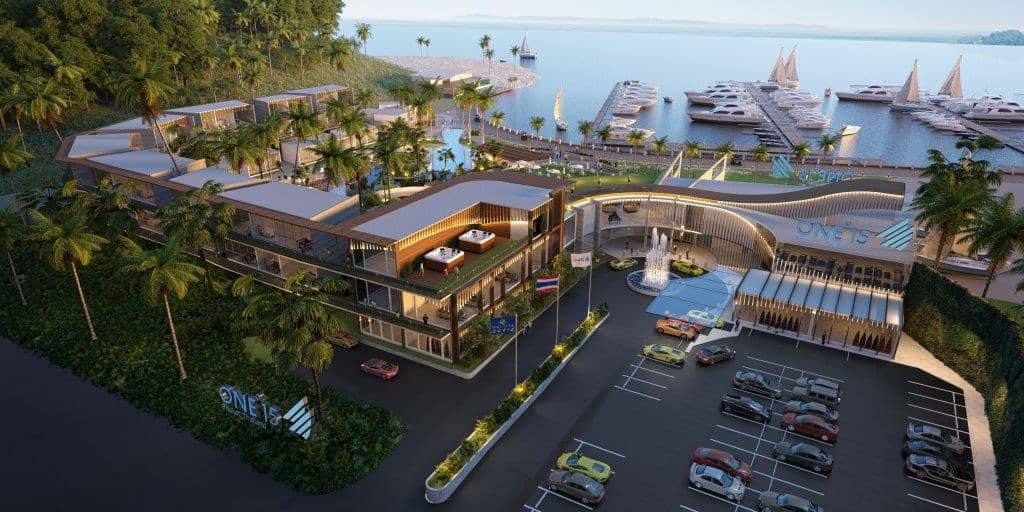 Phuket Marina Development