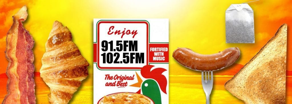 Breakfast Show website banner