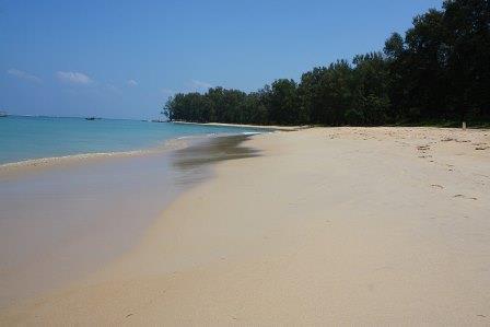 Phuket Weather in July, Nai Yang Beach