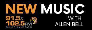 Allen Bell on Phuket radio every Sunday