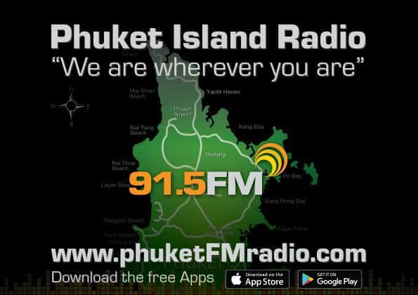 91.5 FM Phuket Radio Player