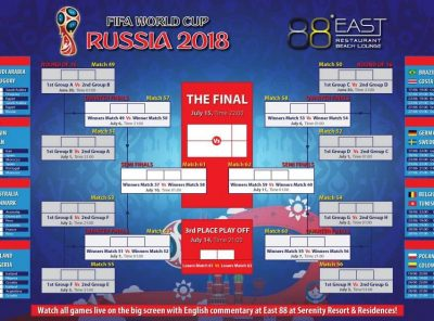 91.5 FM Fifa World Cup in Phuket
