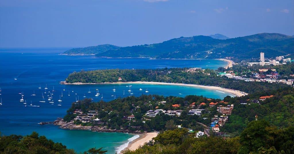 High Tide Phuket, Surfs up along the West Coast