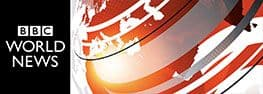 BBC World News Banner for Phuket FM Radio