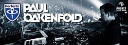 Paul Oakenfold Banner for Phuket Island Radio