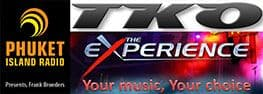 The Total Knock out Experience TKO Radio Show Banner