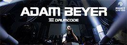 Adam Beyer Drumcode banner for Phuket FM radio