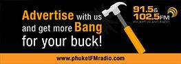 Phuket Radio Shows banner of Jules Jules