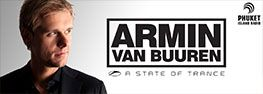 Phuket Radio Shows banner for Armin van Buuren a state of trance