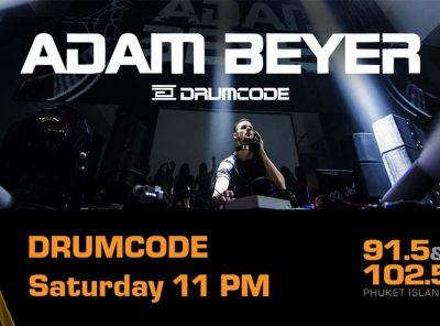Adam Beyer in Serbia