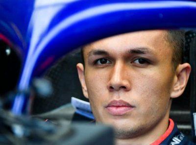 Alex Albon Thailand F1 maybe?