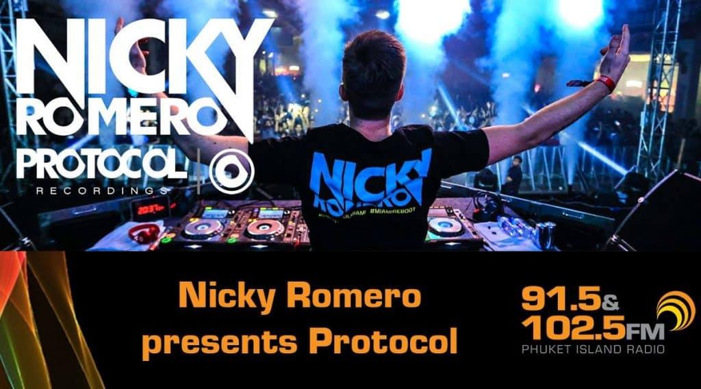 Nicky Romero Protocol Radio on Phuket Radio