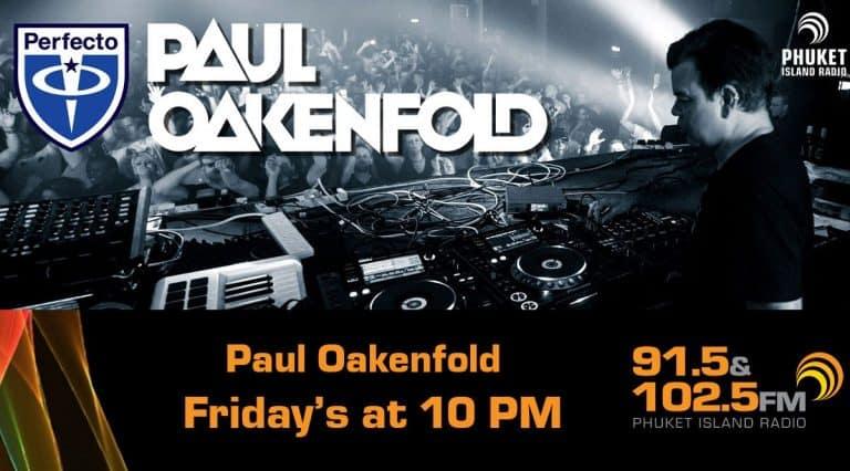 Paul Oakenfold International DJ