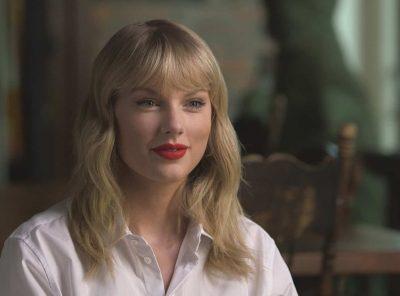 Taylor Swift Talk 'Lover,'
