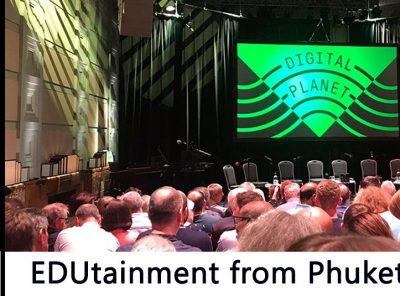 BBC Digital Planet EDUtainment