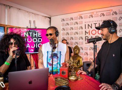 DJ Nicole Moudaber on tour 2019