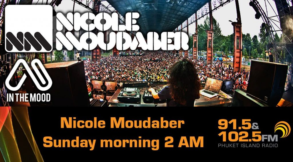 DJ Nicole Moudaber on tour