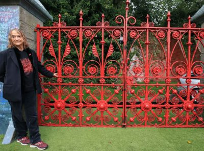Strawberry Field, Opens to Public for First Time