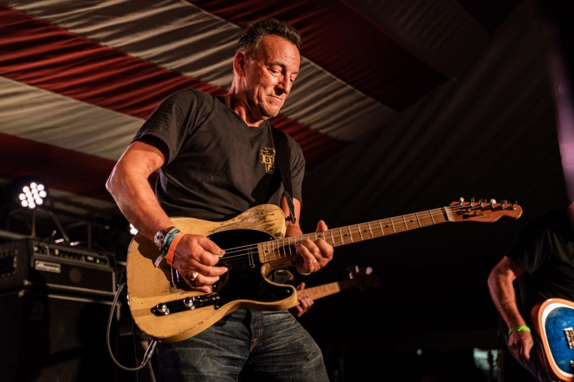 Bruce Springsteen's Surprise 'Light of Day'