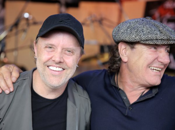 Metallica's Lars Ulrich Talks Touring With AC/DC