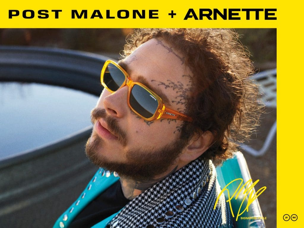 Post Malone a Fashion Icon