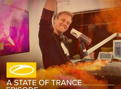 Armin van Buuren December ASOT show 943